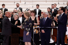 36th Musical Composition Queen Sofia concert