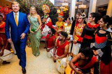 Dutch Royals state visit to India - 17 Oct 2019
