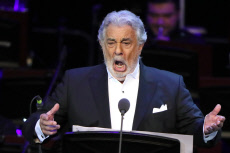 Russia: Spanish tenor Placido Domingo gives concert in Moscow Region
