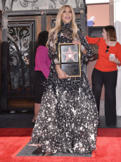 CA: Wendy Williams Honored With Star On The Hollywood Walk Of Fame Ceremony