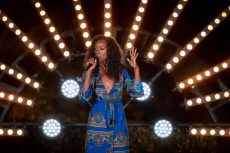 'The X Factor: Celebrity' TV show, Series 1, Episode 2 - 19 Oct 2019