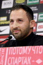 Russia: New FC Spartak Moscow head coach Domenico Tedesco gives news conference