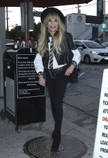 Dyan Cannon is seen in West Hollywood, CA - 10/17/19