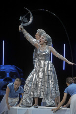 Russia: Worker and Kolkhoz Woman opera buffa premieres in Moscow
