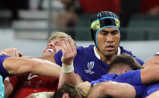 Japan Rugby WCup Wales France