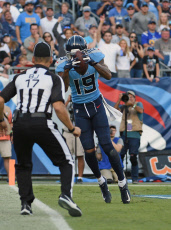 NFL Los Angeles Chargers vs Tennessee Titans, Nashville, USA - 21 Oct 2019