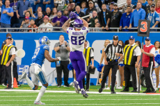 NFL:  Vikings at Lions, USA - 20 Oct 2019