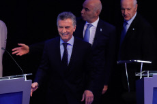 Second presidential debate before Argentine elections