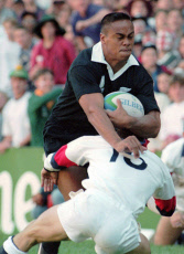 Rugby WCup New Zealand England Lomu's Legacy