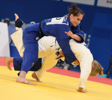 (SP)CHINA-WUHAN-7TH MILITARY WORLD GAMES-JUDO-WOMEN'S 78KG FINAL(CN)
