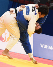 (SP)CHINA-WUHAN-7TH MILITARY WORLD GAMES-JUDO-MEN'S +100KG FINAL(CN)