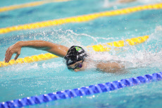 (SP)CHINA-WUHAN-7TH MILITARY WORLD GAMES-SWIMMING-MEN'S 4X100M FREESTYLE RELAY FINAL(CN)