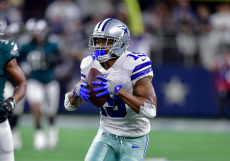 NFL Football Eagles vs Cowboys, Arlington, USA - 20 Oct 2019