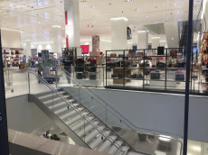 """NY: Nordstrom department store on """"Billionaire's Row"""" in New York"""
