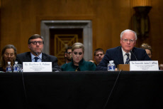 US Senate Committee on Foreign Relations, Capitol Hill, Washington DC, USA - 22 Oct 2019