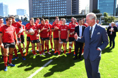 Wales Rugby Training - 23 Oct 2019