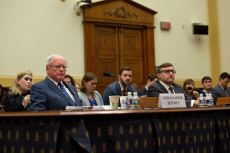 US House Committee on Foreign Affairs Hearing on Syria, Capitol Hill, Washington DC, USA - 23 Oct 2019