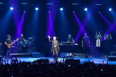 "Sting concert ""my songs"" in Nice"