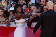 14th Rome Film Festival: Viola Davis wins Achievement Award