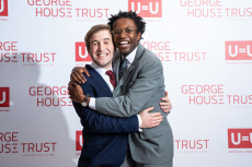 George House Trust Fundraising Gala, The Lowry Hotel, Salford, UK - 26 Oct 2019