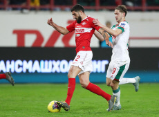Russia: 2019/2020 Russian Premier League: Lokomotiv Moscow 0 - 3 Spartak Moscow