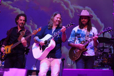 The Allman Betts Band in concert at the Charles F. Dodge City Center, Florida, USA - 27 Oct 2019