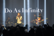 China: Do As Infinity held concert at ATT Show Box