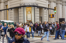 NY: Nordstrom Department Store in New York