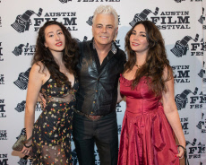 'Yellow Rose' film premiere, State Theater Administrations, Austin Film Festival, USA - 28 Oct 2019