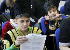 Russia: Russians take annual ethnographic competence test, Big Ethnographic Dictation