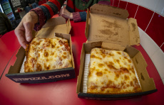 Jet's Pizza franchise opens in Chelsea in New York