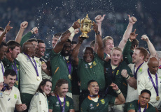 Rugby World Cup / Final / South Africa