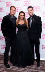 25th Annual Pink Ribbon Ball in aid of Breast Cancer Now, London, UK - 02 Nov 2019