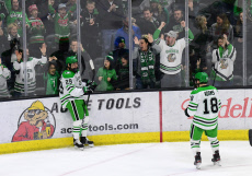NCAA Men's Hockey Michigan Tech v North Dakota, Grand Forks, USA - 02 Nov 2019