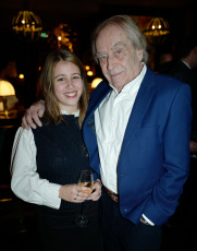 Gerald Scarfe book party at the Rosewood Hotel, London, UK - 04 Nov 2019