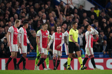 Chelsea v Ajax, UEFA Champions League, Group H, Football, Stamford Bridge, London, UK - 05 Nov 2019