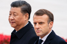 China: French President Macron visits China