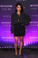 PrettyLittleThing Little Mix collection launch party, London, UK - 06 Nov 2019