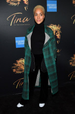 Opening night of Broadway's 'Tina - The Tina Turner Musical', Arrivals, Lunt-Fontanne Theater, New York, USA - 07 Nov 2019