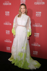 4th Annual Patron of the Artists Awards, Arrivals, Wallis Annenberg Center for Performing Arts, Los Angeles, USA - 07 Nov 2019