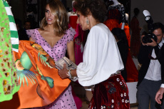 Mexico: Naty Abascal Fashion Exhibition
