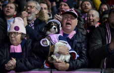 Dulwich Hamlet v Carlisle United, Emirates FA Cup First Round, Football, Champion Hill, London, UK - 08 Nov 2019