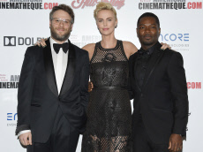 CA: 33rd American Cinematheque Award Presentation Honoring Charlize Theron - Arrivals