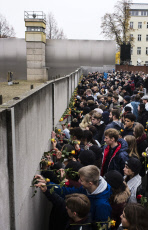 Berlin Wall Fall Anniversary