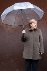 0th anniversary of the Fall of the Berlin Wall, Berlin, Germany - 09 Nov2019