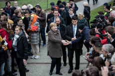 Berlin: Commemoration for the 30th anniversary of the fall of the Berlin Wall