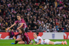 England Women v Germany, International Friendly - 09 Nov 2019