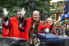 The Lord Mayor's Show in London, UK - 09 Nov 2019