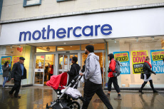 Mothercare Closing Down Sale, London, UK - 09 Nov 2019