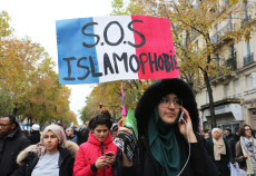 France Islamophobia
